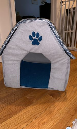 Small dog felt material dog house for Sale in Chicago, IL