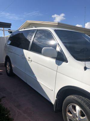 Mini vans de trabajo , honda Odysey 2002 ,222000millas for Sale in Miami, FL