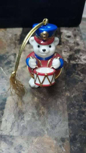Lennox drummer bear for Sale in Hamilton Township, NJ