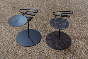 Iron Candle Holders for Sale in Glen Raven, NC