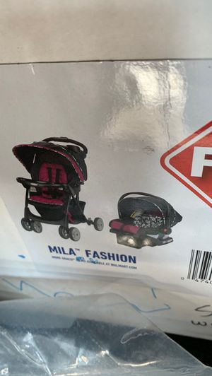 Stroller, car seat for Sale in Keizer, OR