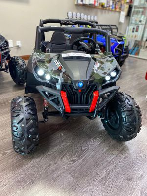 24v kids ride on with remote Control and Bluetooth System and touch screen cash deal $449 for Sale in Dallas, TX