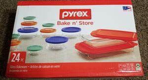 Pyrex Baking set for Sale in Garland, TX