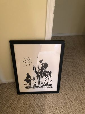 Don Quixote painting for Sale in McLean, VA