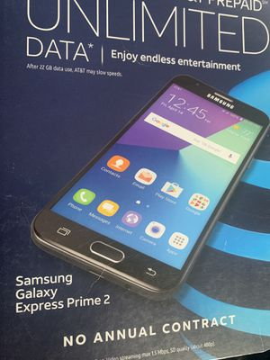 Samsung Galaxy Prime 2 AT&T Brand New for Sale in Queens, NY
