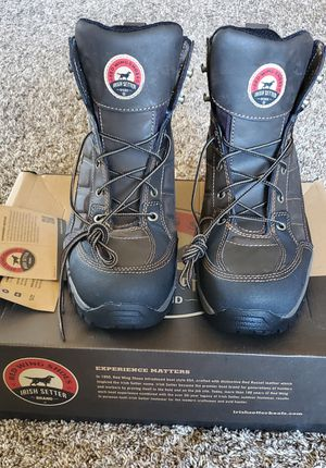 Irish Setter Mens Hiking Work Boots for Sale in Vancouver, WA