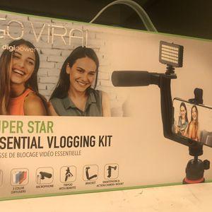 Go Viral Vlogging Kit for Sale in Tulsa, OK