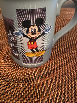 Mickey Mouse collector coffee cup for Sale in West Mifflin,  PA