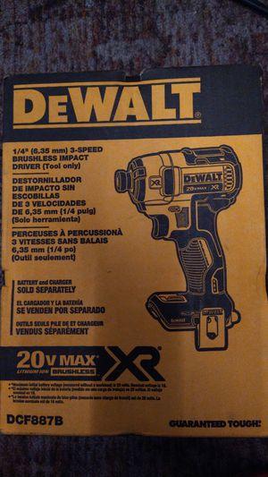 DeWalt 1/4 impact for Sale in Phoenix, AZ
