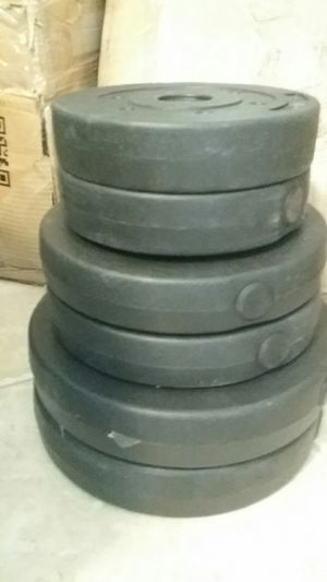 Gold's Gym Vinyl Weights 100 lbs for Sale in Avondale, AZ