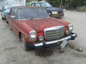 1974 MERCEDES BENZ FOR PARTS ONLY //SOLAMENTE PARA PARTES #6874 for Sale in Mesquite, TX