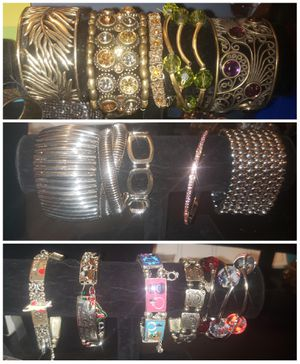 Variety of Costume Jewelry bulk or single piece for Sale in Las Vegas, NV