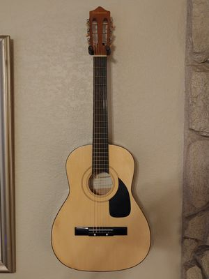 T.A. Lawrence Acoustic Guitar with NEW Strings! for Sale in Kenmore, WA