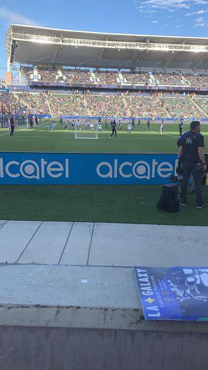 3/7: LA Galaxy vs Vancouver Whitecaps FC Tickets for Sale in Gardena, CA