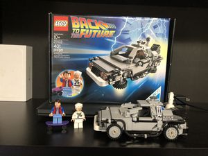 LEGO back to the future complete for Sale in Blue Springs, MO