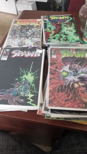 Spawn comics issue 1-60 for Sale in Rockville, MD