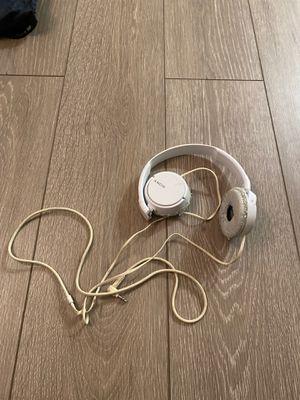 Sony headphones for Sale in La Jolla, CA