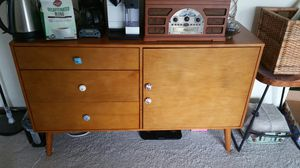 Mid-century TV stand for Sale in Boston, MA