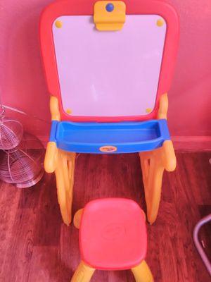 Kids easel desk for Sale in Montclair, CA