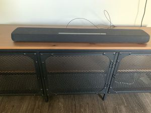 Bluetooth Soundbar with Dual Built-in Subwoofers Yamaha LIKE NEW for Sale in Los Angeles, CA