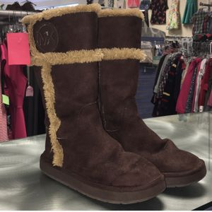 Michael Kors girls boots size 3 for Sale in Boca Raton, FL