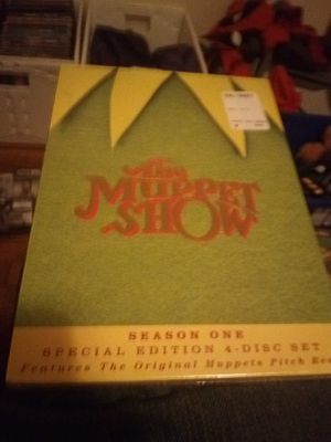 Muppet Show Season 1 sealed new for Sale in Kingsport, TN