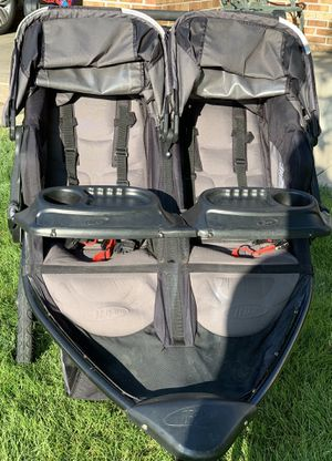 BOB Double running stroller for Sale in Aurora, CO