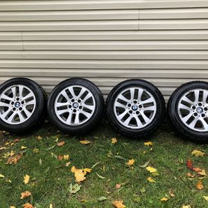 """16"""" BMW Rims And Tires for Sale in Essex Fells, NJ"""