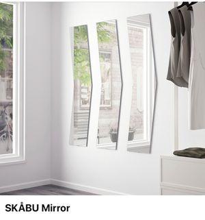 IKEA Chevron Mirror for Sale in Bellingham, WA