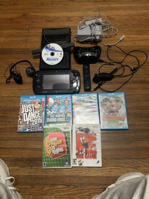 Wii U game system for Sale in Columbus, OH