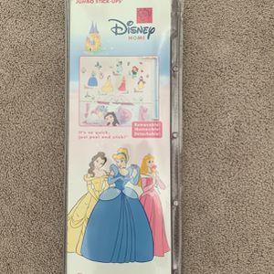 Disney Princesses Removable Wall Decor for Sale in Santa Ana, CA
