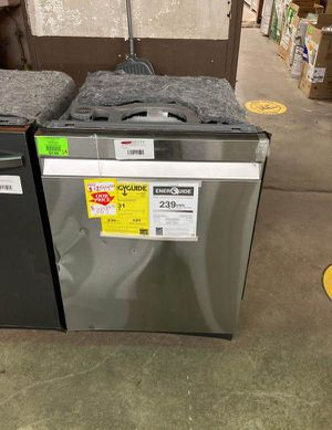 Samsung silver dishwasher TBF6 for Sale in Humble, TX