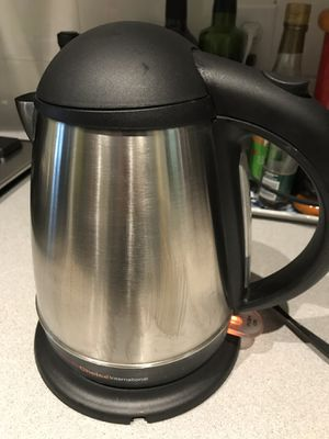 Kettle - ChefChoice electric, cordless for Sale in Alexandria, VA