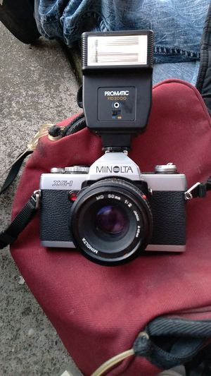 Minolta XG1 for Sale in Antioch, CA