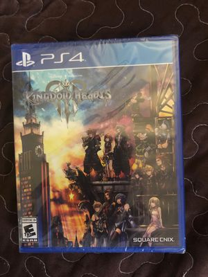 $25 Kingdom Hearts 3 for Sale in Arlington, TX