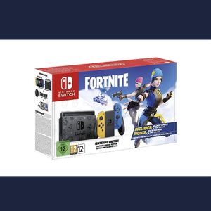 Nintendo switch Fortnite special edition bundle for Sale in Ashburn, VA