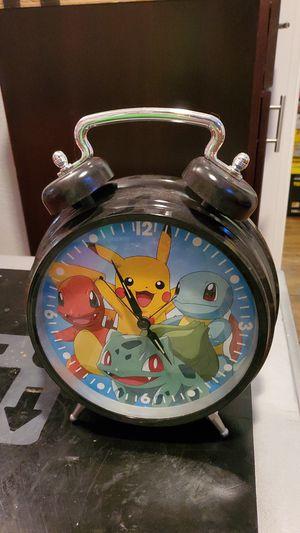 Pokemon clock. for Sale in San Antonio, TX