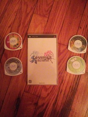 5 psp set. 2 movies 3 games for Sale in New Rochelle, NY
