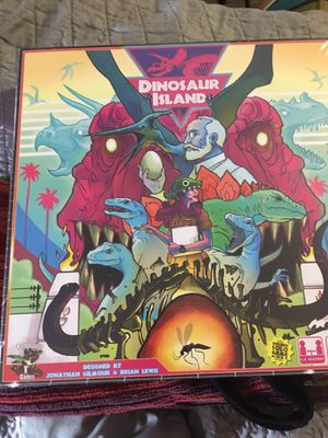 Dinosaur Island board game for Sale in Reynoldsburg, OH