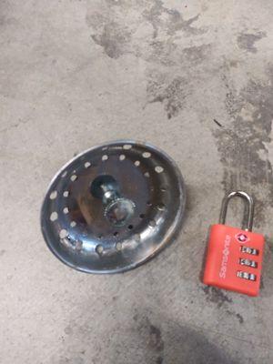 Sink drain strainer for Sale in Salt Lake City, UT