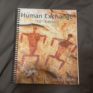 Human Exchange Book for Sale in Phoenix, AZ