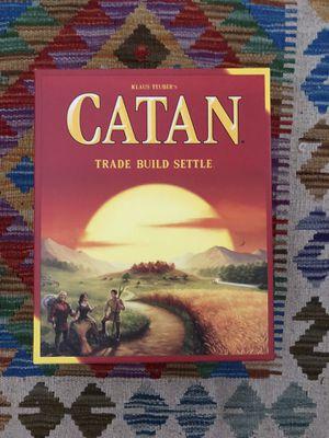 Catan Board Game for Sale in Washington, DC