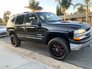 2001 Chevy Tahoe 4x4 for Sale in Jurupa Valley, CA