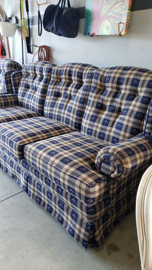 Sofa and chair for Sale in Wattsburg, PA