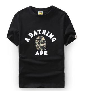 Camo bape shirt and shorts for Sale in Macomb, MI
