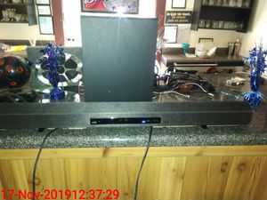 Sony Bluetooth speaker and bass booster for Sale in Selma, AL