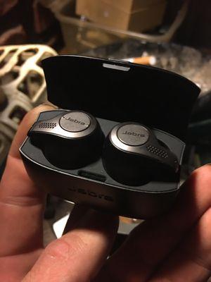 Jabra elite 65t wireless earbuds for Sale in Smyrna, DE