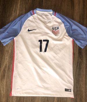 Team USA Authentic soccer Jersey Medium for Sale in Los Angeles, CA