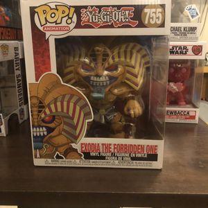 Yu-Gi-Oh Exodia #755 Funko Pop for Sale in Apopka, FL