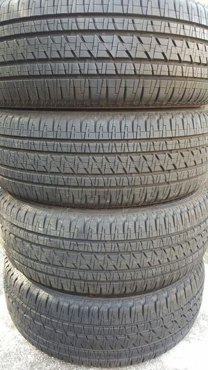 285/45/22 BRIDGESTONE DULLER TRUCK JEEP SUV CADILLAC TIRES for Sale in Lakeland, FL